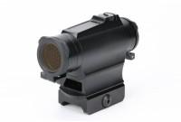 Коллиматор Holosun Micro быстросъемный,точка/круг-точка 2/65MOA,12подсв.,+вставка,солн.бат.,U-защита,бат.лоток