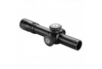 Прицел Bushnell ELITE TACTICAL SMRS 1-8.5х24, 34мм.,сетка BTR-2, подсв.(+NV), красн.,FFP,клик=0,1MIL,черный, 730гр. DISC