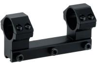 Кронштейн Leapers AccuShot с кольцами 25,4 мм низкий для установки на призму 10-12 мм