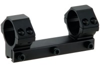 Кронштейн Leapers AccuShot с кольцами 25,4 мм средний для установки на призму 10-12 мм