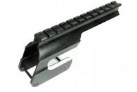 Кронштейн Weaver на МР-153 для ствольной коробки, 15 шагов, возможность стрельбы с открытого прицела, алюминиевый сплав,