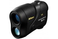 Дальномер Nikon Monarch 7i VR, до 915м, метры/ярды, 6х21, IPX4, без подсветки, CR2, пластик, черный, 200гр.