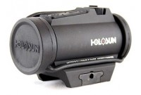 коллиматор Holosun PARALOW на Weaver/Picatinny+крон,точка/круг-точка 2/65MOA,U-защита,12 подсв.,внеш.бат,138г 40 шт./уп.
