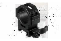 Кольца Leapers UTG 30 мм быстросъемные на Picatinny с рычажным зажимом, средние