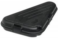 Кейс Plano для пистолета, пластик ABS, поролон, внутр.размер 27х5х12,7(см.), черный, вес 213гр