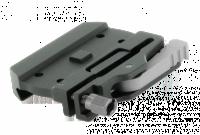 Кронштейн Aimpoint на Weaver/Picatinny быстросъемный LRP для серии Micro, + ключ, алюминий, черный, вес 41гр.