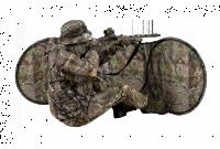 Засидка-укрытие на 1 человека 73x221 см, камуфляж листва Realtree® APG HD™ (1уп./6 шт.)