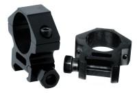 Кольца Leapers AccuShot 25,4 мм на WEAVER, STM, низкие